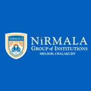 web designing client nirmala college logo